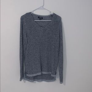 NWT Blue Chaps Sweater
